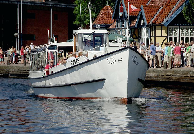 Rylen - En båd til lidt af hvert